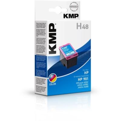 HP CC656AE Color No.901XL KMP (utángyártott)