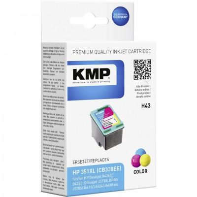 HP CB338EE Color No.351XL KMP (utángyártott)