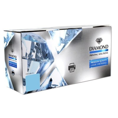 Utángyártott HP CE342A Toner Sárga 16.000 oldal kapacitás DIAMOND (Reman)