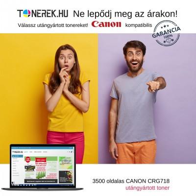 CANON CRG718 Toner