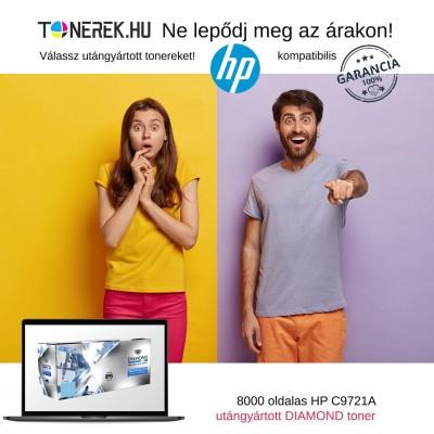 C9721A Toner