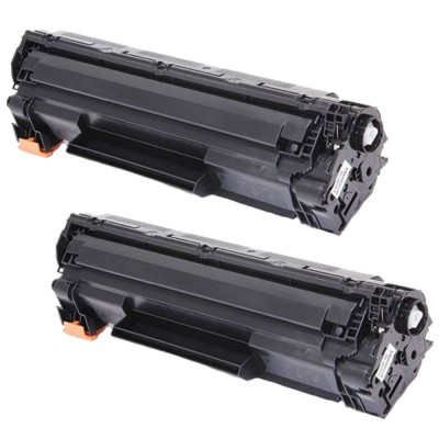 HP CB435/CB436/CE285 2db-os Tonercsomag ECOPIXEL