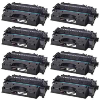 HP CE505A/CF280A 8db-os Tonercsomag CW (utángyártott)