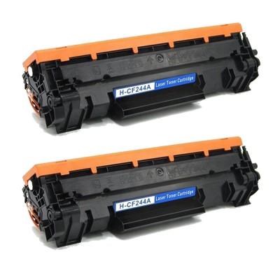 HP CF244A 2db-os Tonercsomag ECOPIXEL No.44A